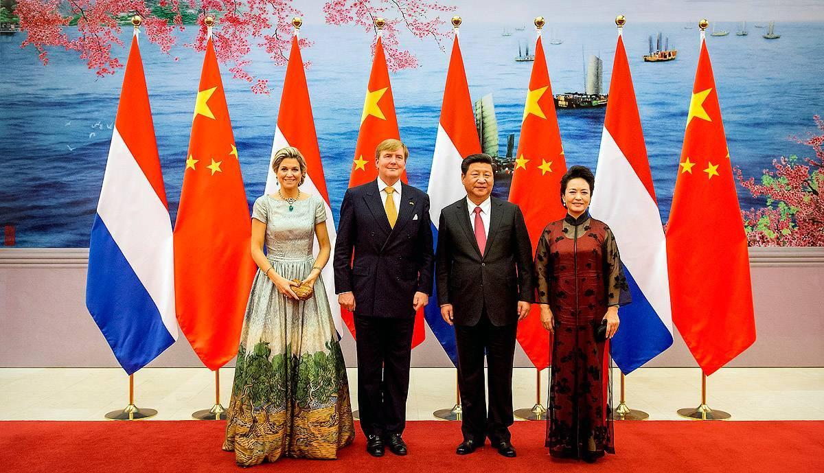 ¿Cuánto mide Xi Jinping? - Altura - Real height Staatsbanket-china