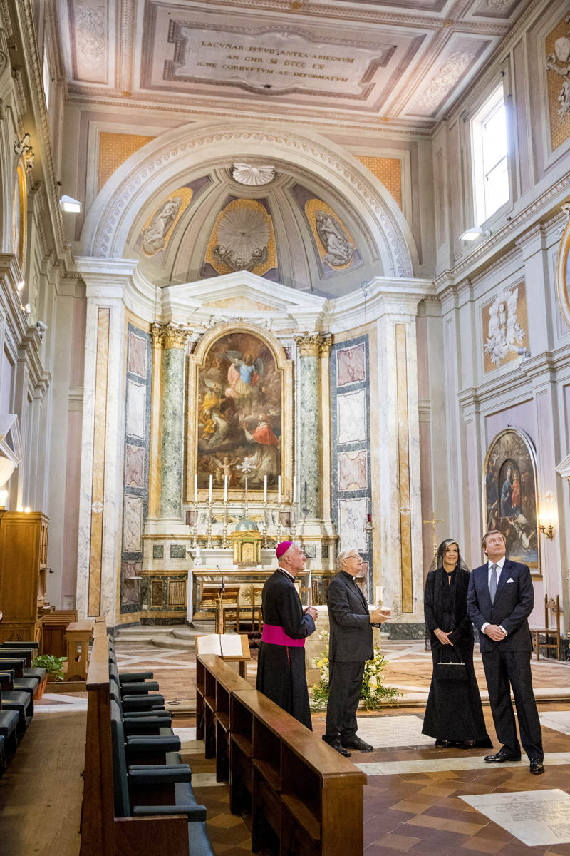 State Visits To Italy And Vatican City  June 2017