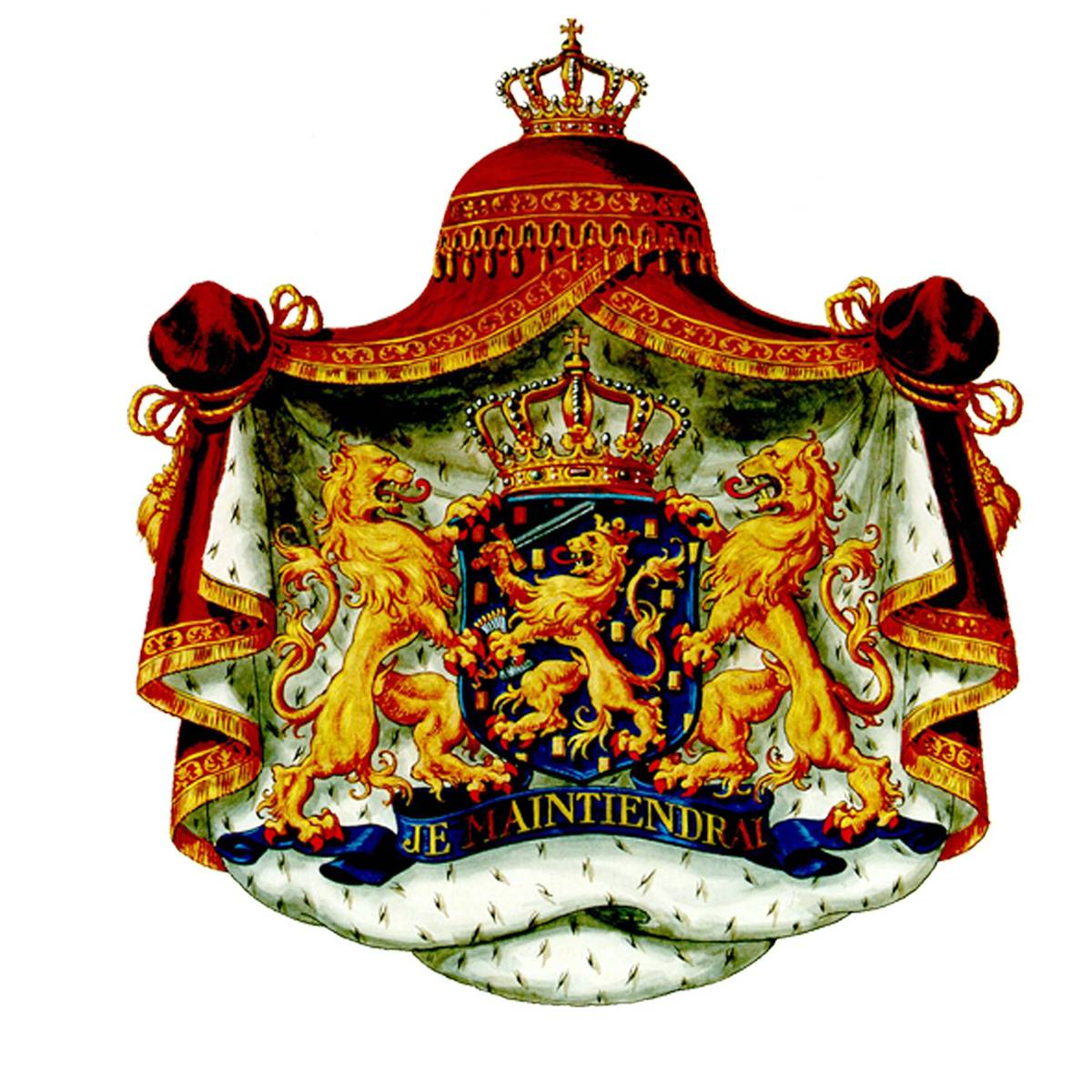coats of arms royal house of the netherlands