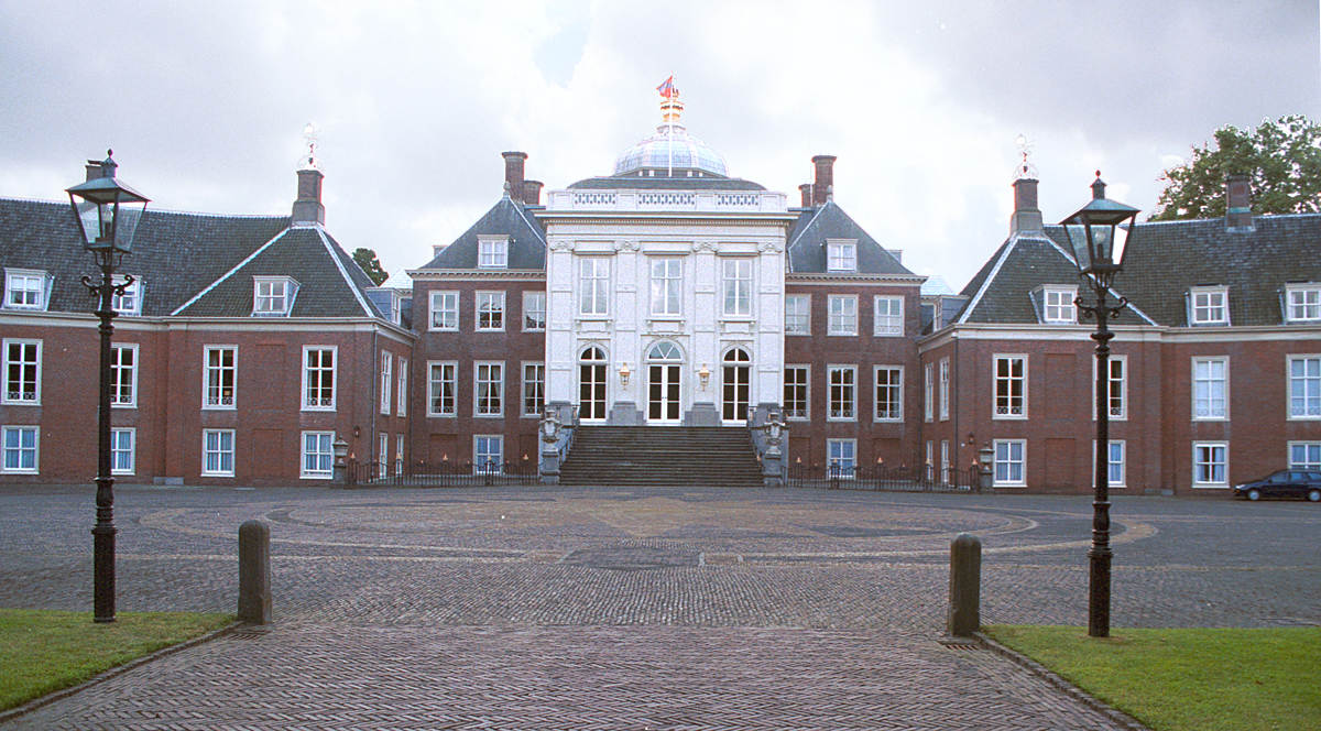 Huis ten bosch palace royal house of the netherlands for Huis ten bosch hague