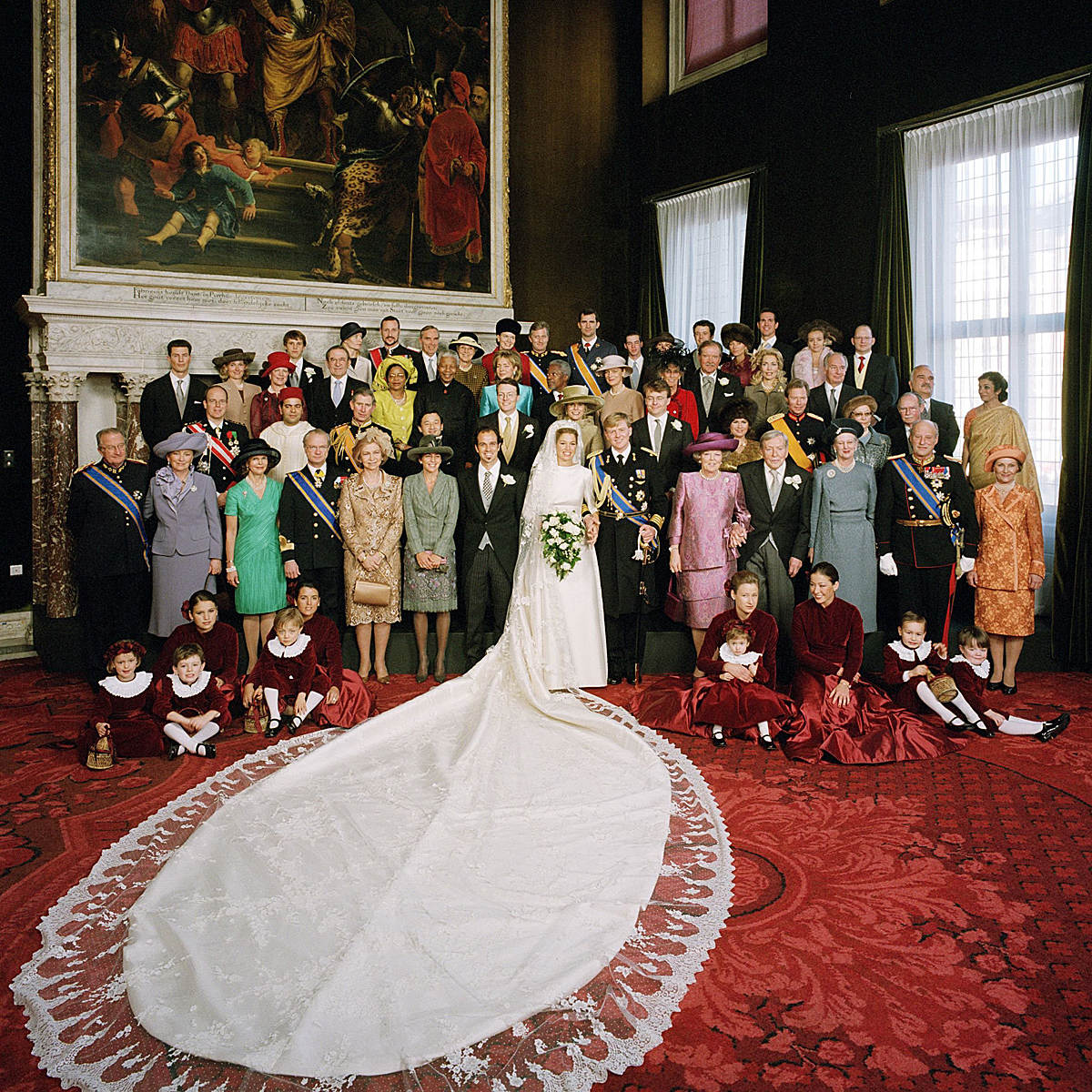Royal wedding   Marriage   Royal House of the Netherlands