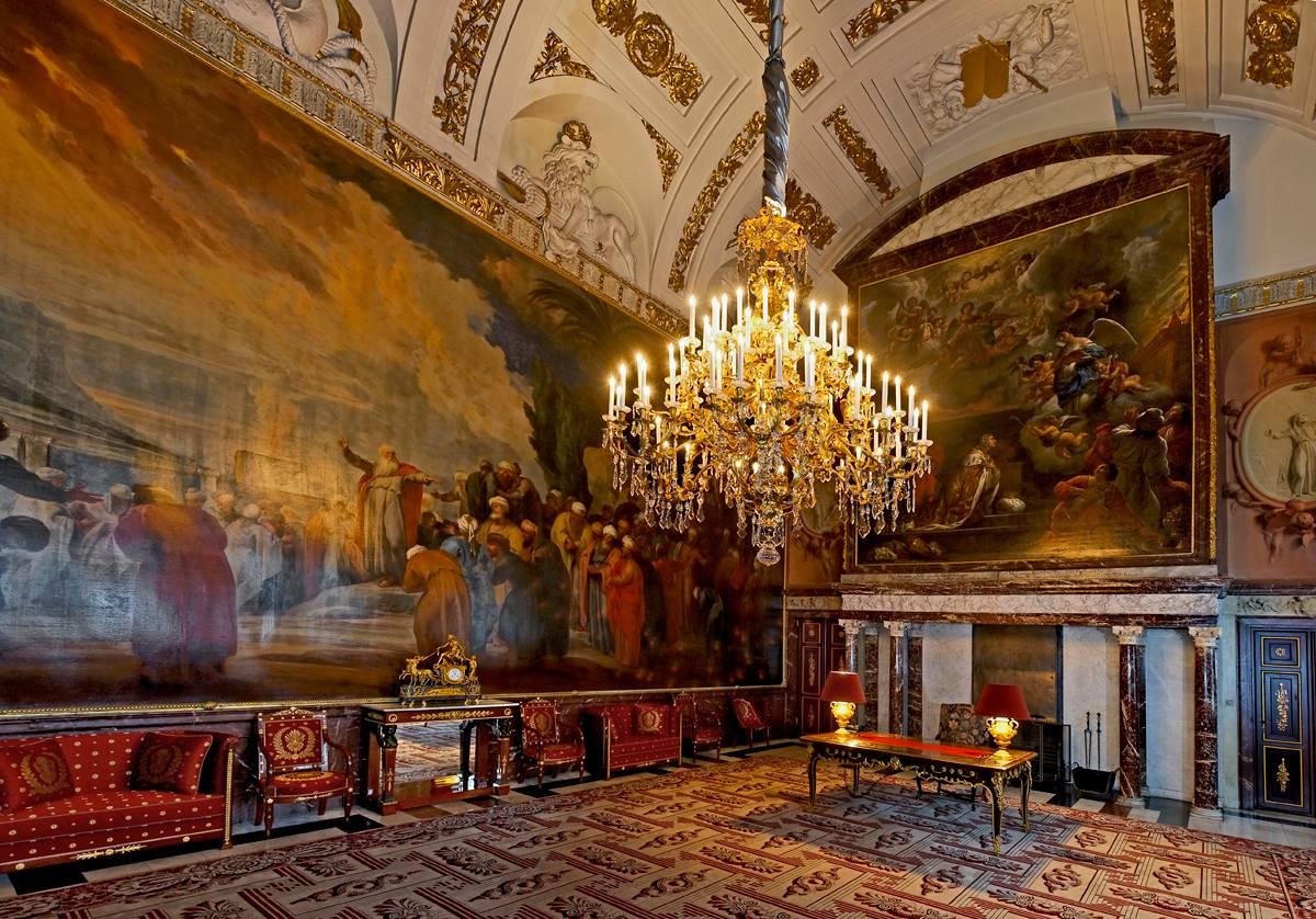 History Royal Palace Amsterdam Royal House Of The
