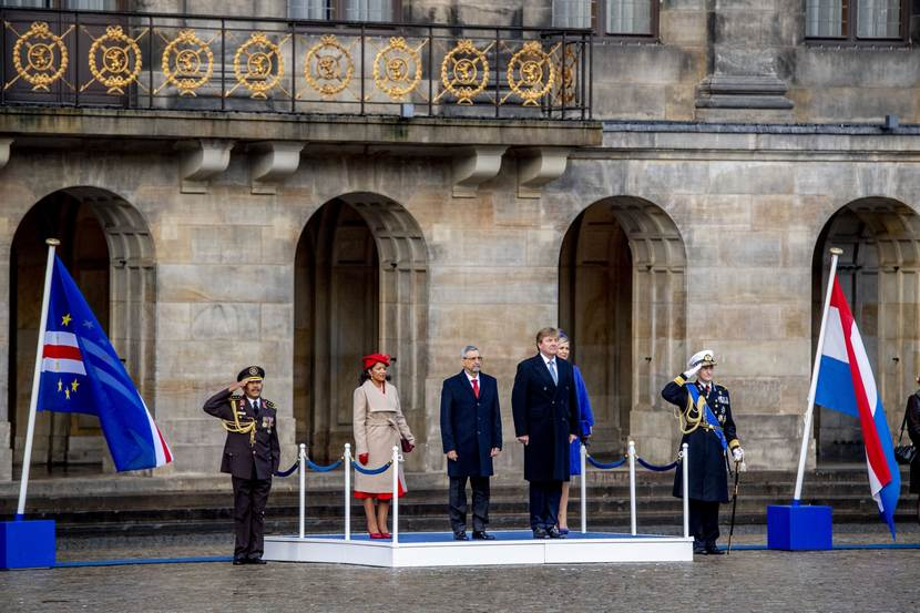 State visit by the President of Cabo Verde, December 2018