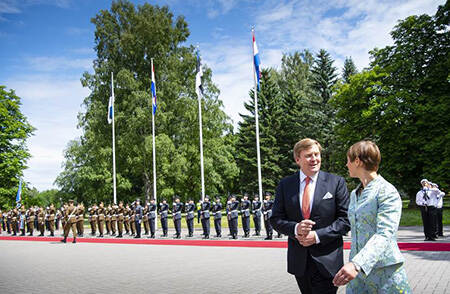 State visit to Estonia, June 2018