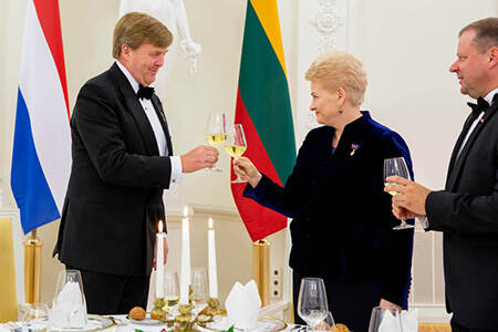 State visit to Lithuania, June 2018