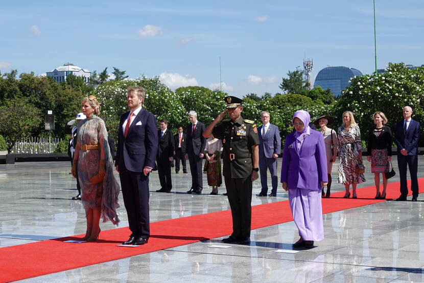 State visit to Indonesia, March 2020